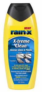 Rainx extreme clean