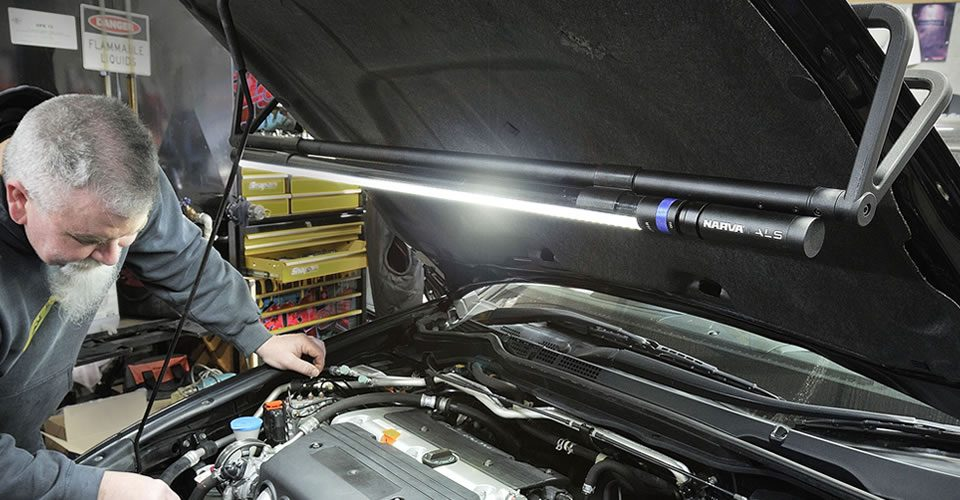 ALS Under-Bonnet Lamps