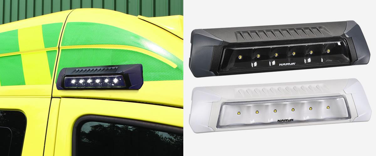 Scene Lights For Emergency Vehicles